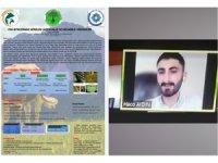 Düzce Üniversitesi öğrencisi poster sunum birincisi oldu