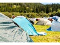 Sağlıkçılar Düzce'de kamp yapacak