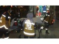 Konya'da bıçaklı kavga: 1'i ağır, 2 yaralı
