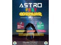 Gökyüzü Gözlem ve Fotoğraflama Festivali (Astrofest) Gürpınar'da Başlıyor