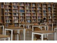 Serdivan'da zengin içerikli kütüphane