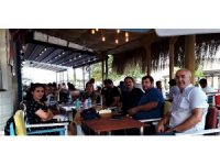 Federasyon temsilcileri Osmancık'ta bir araya geldi