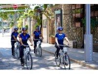 'Bisikletli Zabıta' ekipleri göreve başladı
