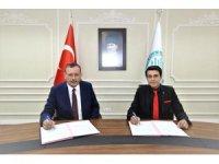 Kanık Uygulamalı Bilimler Yüksekokulu Uygulama Oteli protokolü imzalandı