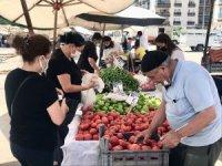 Sincan'da doğal ürünler haftanın 4 günü köylü pazarlarında vatandaşla buluşuyor