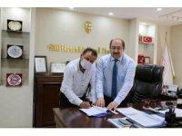 Kırsal kalkınma destekleri kapsamında hibe sözleşmeleri imzalanmaya başladı