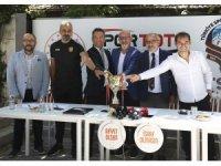 TSYD Ankara Şubesi'nin düzenleyeceği turnuva öncesi Ankaragücü ve Gençlerbirliği bir arada