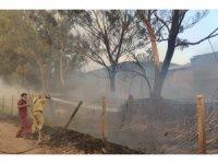 Eskişehir ve Afyonkarahisar'dan yangına destek