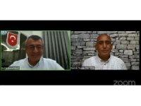 Online seminerde Anadolu ve Türkler bütün yönleriyle konuşuldu
