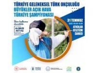 Okçular Bursa'da yarışacak