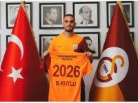 Galatasaray, Berkan Kutlu'yu transfer etti