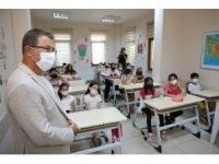 Başkan Deniz Köken Akşemsettin'de bir dizi ziyarette bulundu