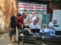 Türkiye'de ilk defa Salep Üreticileri Birliği Samsun'da kuruldu