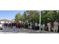 Kırşehir'de KPSS heyecanı