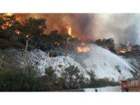 Marmaris Ticaret Odası'ndan yangınla mücadeleye büyük destek