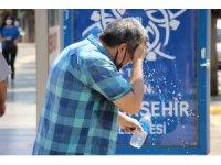 Aydın'da hava sıcaklıkları yarın 45 dereceyi görecek
