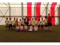 Erzincan'da yaz spor okulları dolu dolu