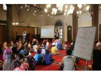 MASKİ'den yaz Kur'an kursu öğrencilerine su tasarrufu eğitimi
