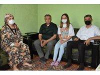 Azeri şehidinin ailesi Azerbaycan'a gidiyor