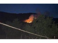 Kovada Gölü Milli Parkı'ndaki yangın söndürüldü