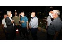Nevşehir'e giden 35 kişilik kafile uğurlandı
