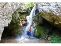 Amasya'nın serinleten saklı cenneti: Aktaş Şelalesi