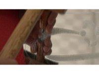 Tatvan'da cam işlemeciliğine ilgi artıyor