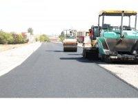 Yenişehir'den Dönümlü'ye ilk asfalt