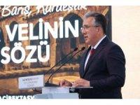 """Belediye Başkanı Savran: """"Şehrimiz Hacı Bektaş Veli'nin mirasının en önemli parçasıdır"""""""