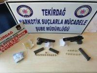 Tekirdağ'da drone destekli eş zamanlı operasyon: 14 gözaltı