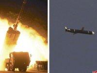 Kuzey Kore iki balistik füze fırlattı