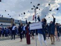 Bartın Üniversitesinde mezuniyet heyecanı yaşandı