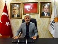 AK Parti'li Hızlı'dan kuru üzüm açıklaması