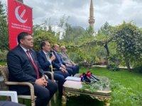 """YRP Genel Başkanı Erbakan: """"EYT'yi çözeceğiz"""""""