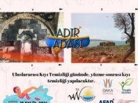 Van Gölü'nün Adır Adası'nda yüzme festivali düzenlenecek