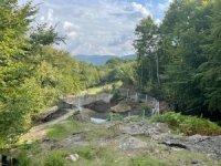 Esentepe köyünde su barajı çalışması tamamlandı