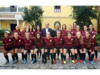 Galatasaray Kadın Futbol Takımı'nın lansmanı yapıldı