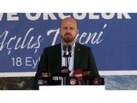 """Bilal Erdoğan: """"Geleneksel Güreşler Federasyonu ile Geleneksel Atlı Sporlar Federasyonu oluşturulmasını arzu ediyoruz"""""""