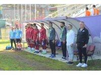 TFF 2. Lig: Hekimoğlu Trabzon FK: 5 - Niğde Anadolu FK: 0