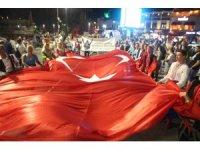 Bodrum sokakları halk oyunları ile şenlendi