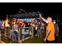 Trabzon Genç Fest'te Ekin Uzunlar rüzgarı