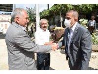 MASKİ Genel Müdürü Aslay, Sarıçam'da mahallelilerle buluştu