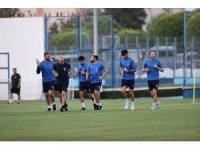 Adana Demirspor'da Beşiktaş maçı hazırlıkları başladı