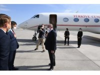 Meclis BaşkanıŞentop'tan İspanya'ya ziyaret