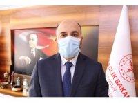 """Müdür Oruç: """"Yoğun bakımda yatan hastalarda son 2 ayda yüzde 50 artış mevcut"""""""