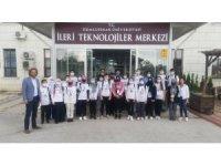 Kütahya BİLSEM öğrencileri DPÜ İLTEM'de