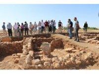 Bilim adamları Sefertepe'yi ziyaret etti