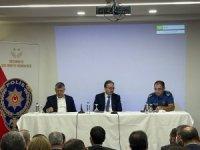 Sultanbeyli İlçe Emniyet Müdürlüğü 'Huzur Toplantısı' düzenledi