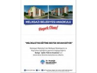 Başkan Palancıoğlu 3 okulun müjdesini verdi