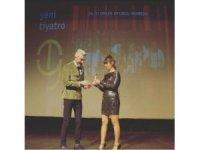Şanlıurfalı tiyatrocuya uluslararası ödül
